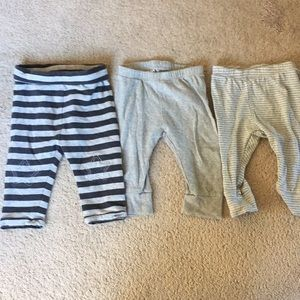 Babygap lot of 3 pants